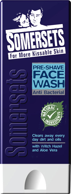 Somersets Balancing Facial Wash - 100ml